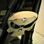 Softail/Dyna Motorcycle Bell Mount