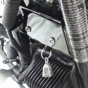 Touring Motorcycle Bell Mount