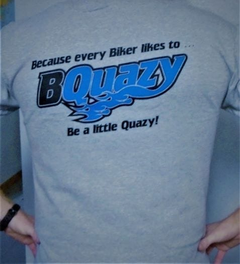 BQuazy T Shirt